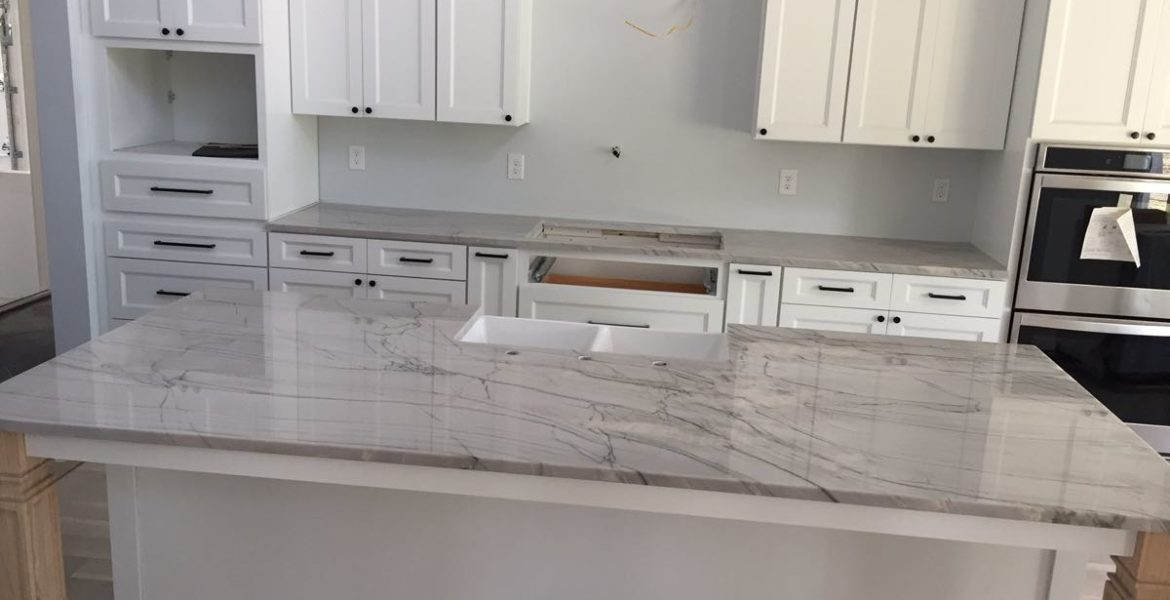 White Kitchens For Every Style And Budget 39 99 Sq Ft Granite Countertops Canton Massillon Oh